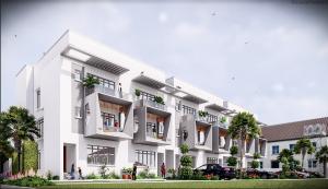 4 bedroom Terraced Duplex House for sale Opp. NICON Town, Ikate, Lekki Ilasan Lekki Lagos