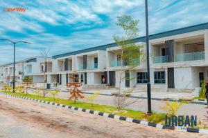 1 bedroom mini flat  Massionette House for sale Urban Prime 3 Phase 2 Estate Ogombo Ajah Lagos