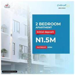 2 bedroom Mini flat Flat / Apartment for sale Camberwall Courts 2, 4 Minutes From Novare Shoprite Abijo Ajah Lagos
