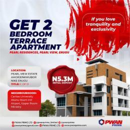 2 bedroom Terraced Duplex House for sale 2 Bedroom Terrace Duplex In Pearl Residence Estate Amorji Nkubor Nike Enugu Enugu
