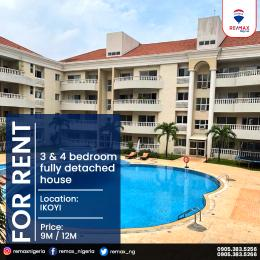 3 bedroom Blocks of Flats for rent Ikoyi Lagos