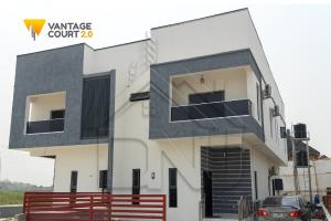 3 bedroom Semi Detached Duplex House for sale Vantage Court Inside Richland Gardens Bogije Sangotedo Lagos