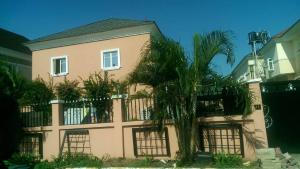4 bedroom House for shortlet Chevy view estate chevron Lekki Lagos