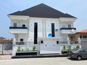 4 bedroom Semi Detached Duplex House for sale Gated estate Agungi Lekki Lagos
