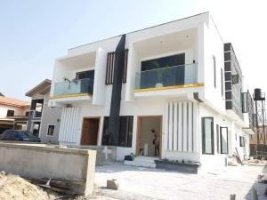 4 bedroom Semi Detached Duplex House for sale Chevron toll gate, Lekki Lagos
