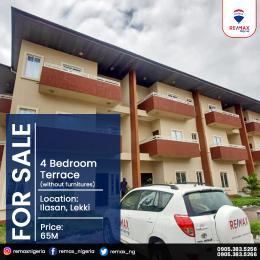 3 bedroom Blocks of Flats for sale Ilasan Lekki Lagos