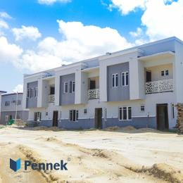 4 bedroom Terraced Duplex House for sale 4 Bedroom Terrace In The Annex Estate Behind Shoprite Sangotedo Ajah Lagos