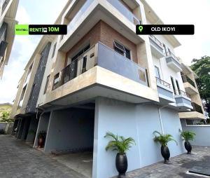 4 bedroom Terraced Duplex for rent Off Glover Road Old Ikoyi Ikoyi Lagos
