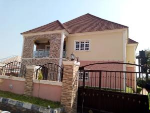 4 bedroom Detached Duplex House for sale Army ESTATE Kurudu Abuja
