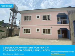 3 bedroom House for rent Lekki Lagos