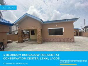4 bedroom Detached Bungalow House for rent - Lekki Lagos