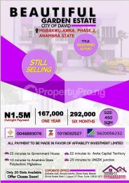 Residential Land for sale Awka North Anambra