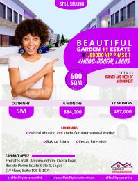 Residential Land for sale Buknor Estate, Festac Extension Amuwo Odofin Amuwo Odofin Lagos