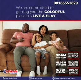 Serviced Residential Land for sale Port Harcourt Rivers