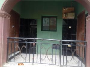 1 bedroom mini flat  Mini flat Flat / Apartment for rent Ritlad meran Abule Egba Abule Egba Lagos