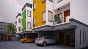 4 bedroom Terraced Duplex House for sale At gbagada phase 1 by obanikoro Phase 1 Gbagada Lagos