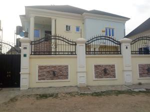 4 bedroom Detached Duplex House for shortlet White House Street, Abbey Techincal Area Akala Express Ibadan Oyo