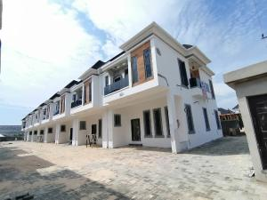 4 bedroom Terraced Duplex for sale 2nd Tollgate Lekki Lagos