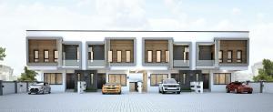 3 bedroom Terraced Duplex House for sale  paragon meridian boulevard Estate Okun Ajah Ajah Lagos
