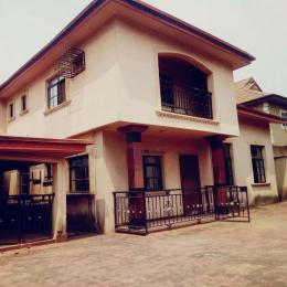 4 bedroom Detached Duplex House for sale Ifako-ogba Ogba Lagos