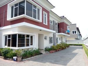 4 bedroom Semi Detached Duplex House for rent - Osborne Foreshore Estate Ikoyi Lagos