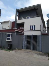 6 bedroom Semi Detached Duplex for sale Olaleye New Town Estate Iponri Surulere Lagos