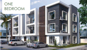 1 bedroom mini flat  Blocks of Flats House for sale Ogombo Road, Off Abraham Adesanya, Ajah, Urban Lavadia Estate Lekki Phase 2 Lekki Lagos