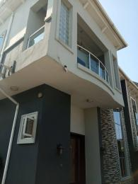 4 bedroom Semi Detached Duplex House for rent Chevy view estate chevron Lekki Lagos