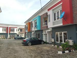 4 bedroom Terraced Duplex House for rent Close to Abraham adesanya Abraham adesanya estate Ajah Lagos