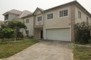 5 bedroom Detached Duplex House for rent Nicon estate Nicon Town Lekki Lagos