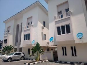 4 bedroom Semi Detached Duplex House for rent Eletu Osapa london Lekki Lagos