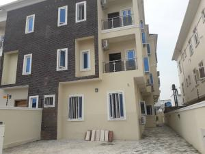 2 bedroom Blocks of Flats House for rent Eletu shoprite road Osapa london Lekki Lagos