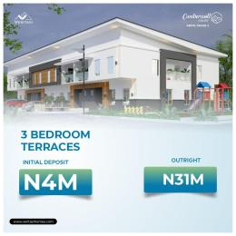 3 bedroom Terraced Duplex for sale Camberwall Courts 2, 4 Minutes From Novare Shoprite Abijo Ajah Lagos