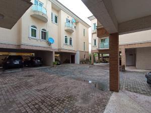 3 bedroom Terraced Duplex House for rent Eletu Osapa london Lekki Lagos