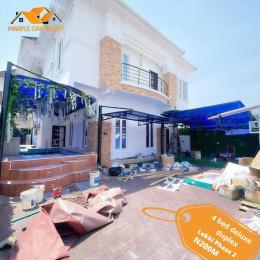 4 bedroom Detached Duplex for sale 2nd Tollgate Lekki Lagos