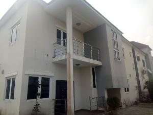 4 bedroom Duplex for rent crown estate Sangotedo Lagos
