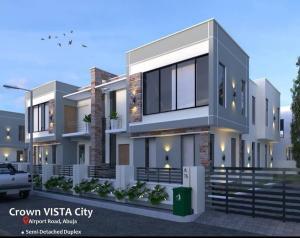 5 bedroom Detached Duplex House for sale Crown Vista Estate Behind e Trademore Estate Karmo Abuja