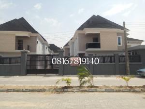 4 bedroom Semi Detached Duplex House for rent Lekki City Estate Ajah Lagos