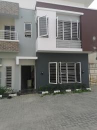 4 bedroom Terraced Duplex House for rent Jerry Nwakobi street, by Abraham Adesanya round about. Lekki Gardens estate Ajah Lagos