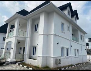 6 bedroom Detached Duplex House for sale Efab metropolis Karsana Abuja