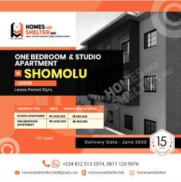 Flat / Apartment for rent Shomolu Shomolu Lagos