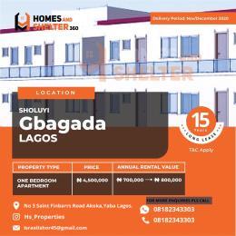 Mini flat Flat / Apartment for sale Gbagada Lagos
