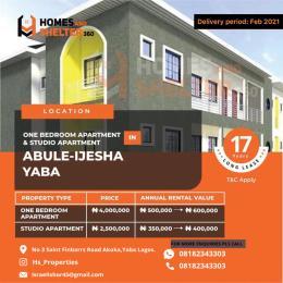 Mini flat Flat / Apartment for sale Abule-Ijesha Yaba Lagos