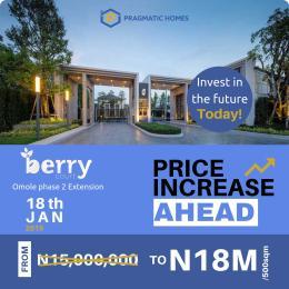 Residential Land Land for sale omole phase 2 Ikeja GRA Ikeja Lagos