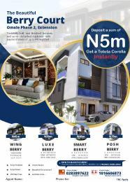 Semi Detached Duplex House for sale Magodo Ibeju-Lekki Lagos