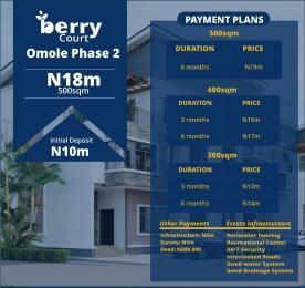 Land for sale Abule Egba Lagos