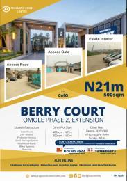 Residential Land Land for sale Magodo Ikeja Lagos
