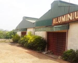 Factory Commercial Property for sale Plot 363 Idu industrial layout Idu Industrial(Institution and Research) Abuja
