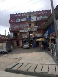 Shop Commercial Property for sale opposite sky bank ketu Ile Ile b/stop Ketu Lagos