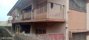 Blocks of Flats House for sale Ajeck bus stop eyin grammar Molete Ibadan Oyo